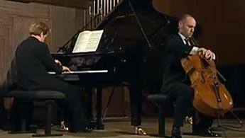 CLAUDE DEBUSSY - Cello Sonata