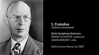 SERGEI PROKOFIEV - Sinfonia Concertante